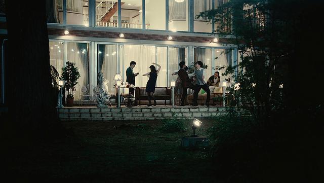 At the terrace recensione del film di kenji yamauchi for The terrace cinema