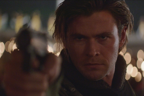 Una immagine di Blackhat, il film di Michael Mann con Chris Hemsworth
