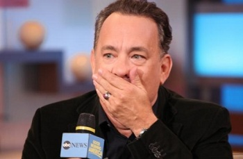 Una immagine di Tom Hanks