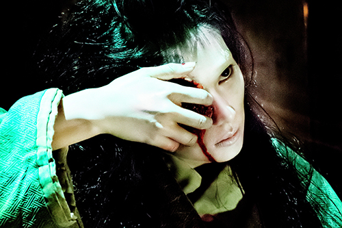 Immagine del film Over Your Dead Body di Takashi Miike